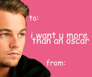 funny, oscar, and valentine image