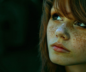 amazing, beautiful, and freckles image