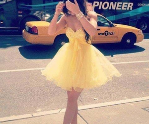 dress and yellow image