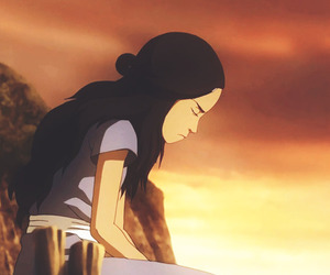 anime girl, avatar, and the last airbender image