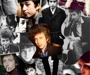 60s, bob dylan, and dylan image