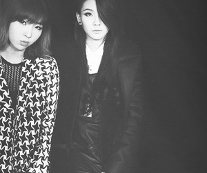 2ne1, chaerin lee, and CL image