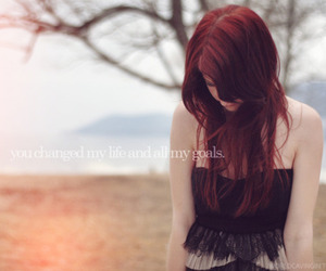 red hair, redhead, and me image