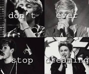 niall horan, one direction, and Dream image