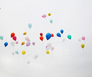 balloons, cool, and indie image