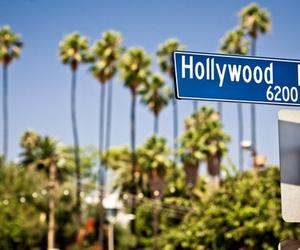 hollywood, summer, and california image