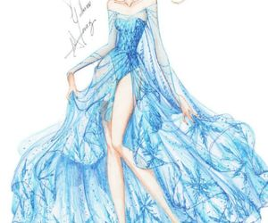 blue, disney, and cinderella image