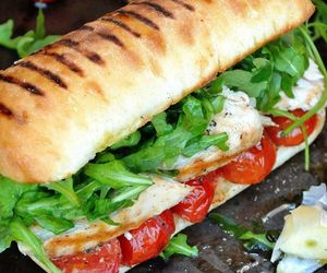 food, deliciously, and italian image