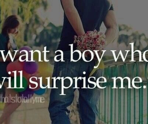 boy, love, and surprise image