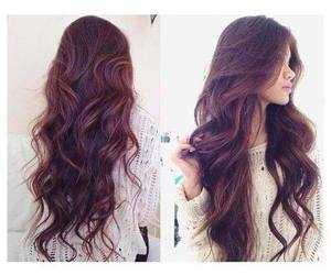 hair, long, and hairstyle image