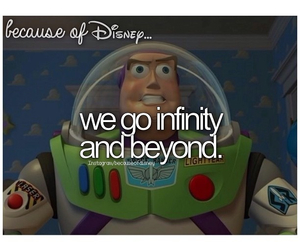 toy story and because of disney image