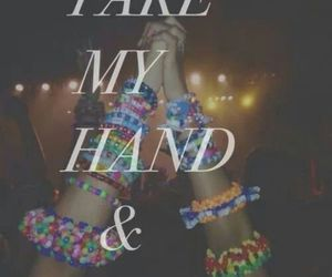 reload, PLUR, and edm image