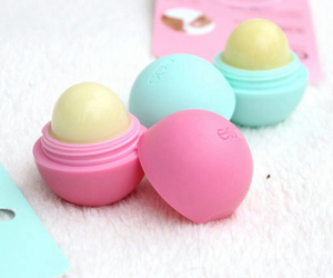 eos, pink, and lips image