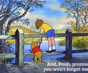pooh, winnie the pooh, and quotes image
