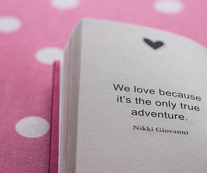 love, book, and quotes image
