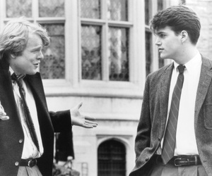 chris o'donnell, scent of a woman, and philip seymour hoffman image