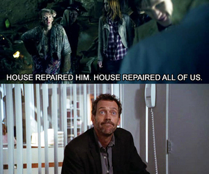 doctor who and house image