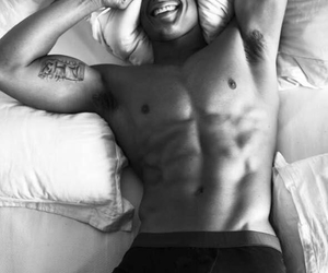 abs, Hot, and smile image