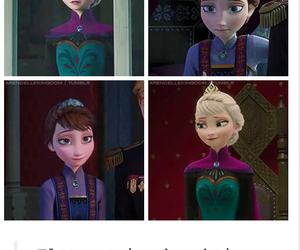 disney, frozen, and mom image