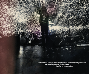 amazing, concert, and pierce the veil image