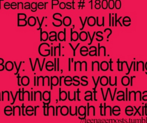 teenager post, boy, and funny image