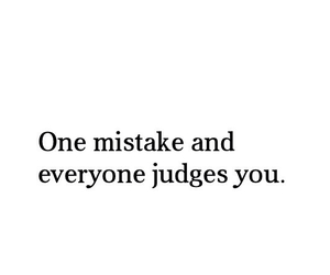 judge and mistake image