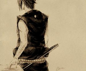 sasuke, sasuke uchiha, and uchiha image