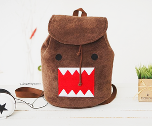 asian, domo, and cute image