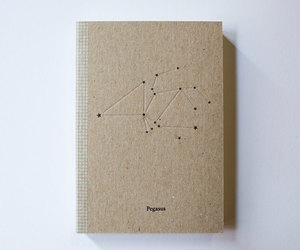 constellation, notebook, and pegasus image