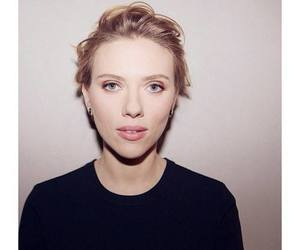 Scarlett Johansson and actress image