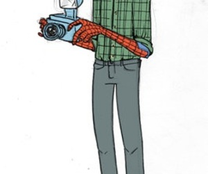 photography and spiderman image