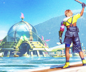 luca, tidus, and final fantasy 10 image