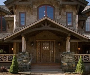 architecture, kind of natural home, and Country House image