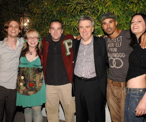 crew, emily prentiss, and criminal minds image