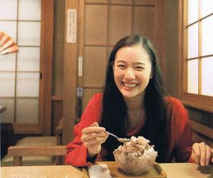 actress, food, and japan image