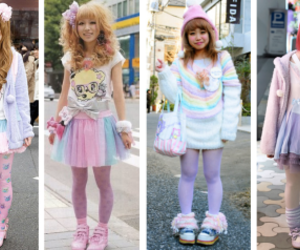 kawaii, fashion, and japan image