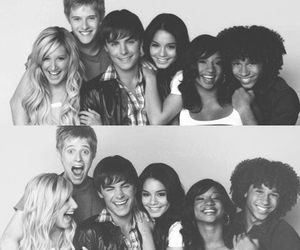 high school musical, HSM, and zac efron image