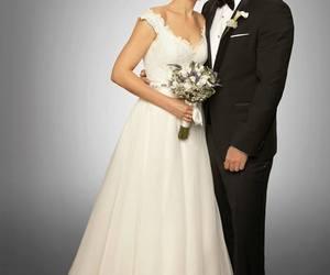 bones and wedding image