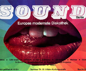 sound, berlin, and Christiane F image