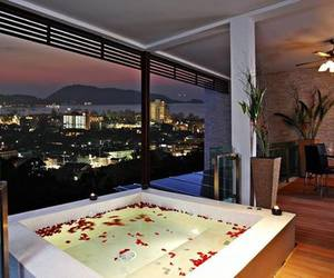 jacuzzi, luxury, and photography image