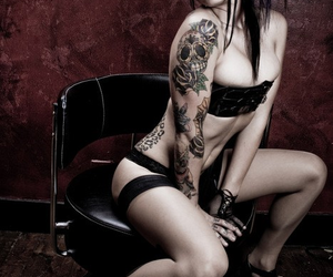 Suicide Girls, radeo, and radeo suicide image