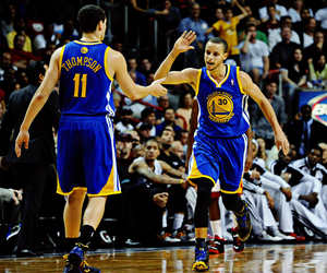 beautiful, warrios, and steph curry image