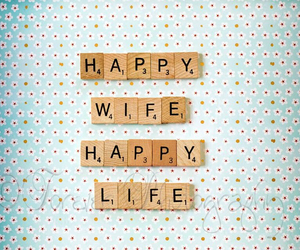 happy, life, and marriage image