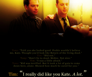 ncis, michael weatherly, and mcgee image