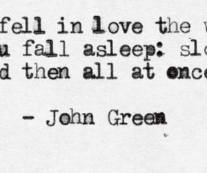 john green, love, and the fault in our stars image