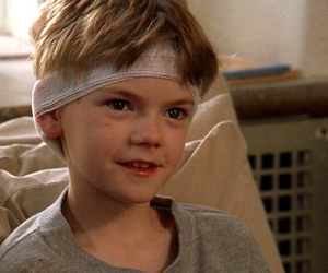 cute, thomas sangster, and boy image