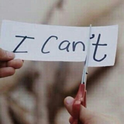 i can, life, and stay strong image
