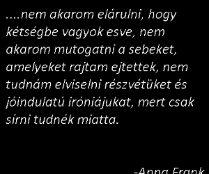 black and white, magyar, and anna frank image