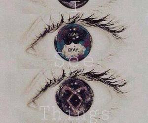 book, eyes, and divergent image