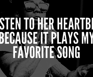 lil wayne, heartbeat, and quote image